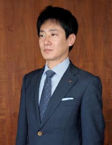 代表取締役社長 菊野先一